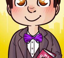 Darren Criss - H2$ Sticker