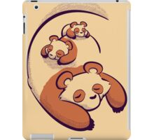The Pandas Are Sleeping iPad Case/Skin
