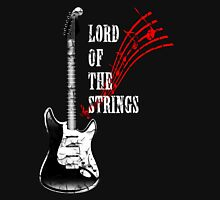 electric guitar, Lord Of The Strings Unisex T-Shirt
