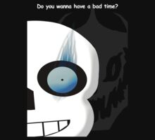 Sans Bad Time by Deepinart