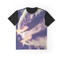 Caressing Waves Graphic T-Shirt