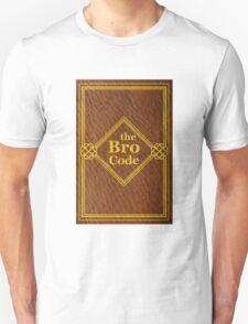 HIMYM - The Bro Code Unisex T-Shirt