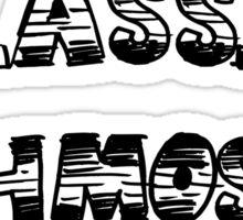 HIMYM - Classic Schmosby Sticker