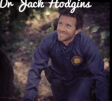 Jack Hodgins- King of the Lab Sticker