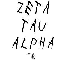 Drake Zeta Tau Alpha by hforhood