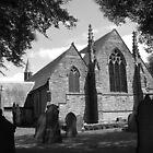 St Margaret's Church, Prestwich. by NaturesTouch