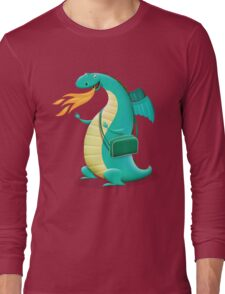 Sunshine Dragon Long Sleeve T-Shirt