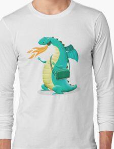 Sunshine Dragon Long Sleeve T-Shirt