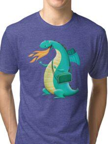 Sunshine Dragon Tri-blend T-Shirt