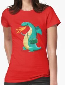 Sunshine Dragon Womens T-Shirt