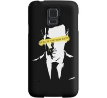 Dead is the new Sexy Jim Moriarty Samsung Galaxy Case/Skin