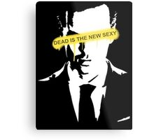 Dead is the new Sexy Jim Moriarty Metal Print