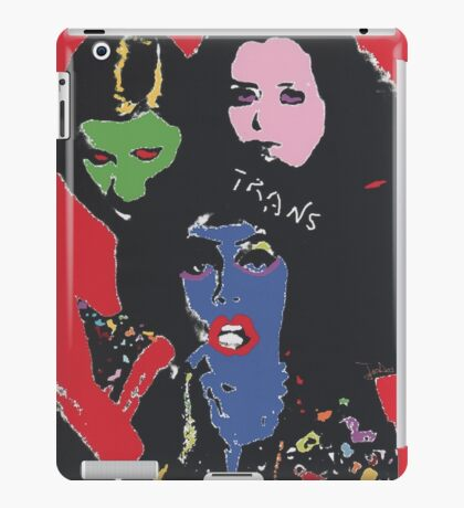 Rocky Horror PopArt iPad Case/Skin