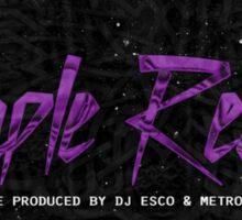 Future - Purple Reign [4K] Sticker