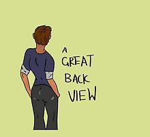 A Great Back View of Stark's Ass by zhoumajesty