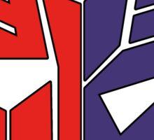 Transformers Autobot/Decepticon Sticker