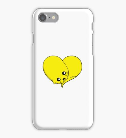 Jake Heart - Adventure Time iPhone Case/Skin