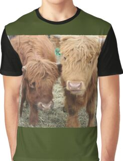 Ezekiel and Anthony  17 March 2015 Graphic T-Shirt