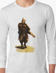 Tau - Fire Warrior Long Sleeve T-Shirt