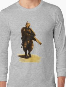 Tau - Fire Warrior Long Sleeve T-Shirt
