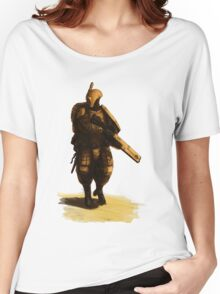 Tau - Fire Warrior Women's Relaxed Fit T-Shirt