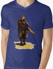 Tau - Fire Warrior Mens V-Neck T-Shirt