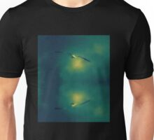 Seagull reflection Unisex T-Shirt