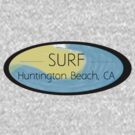 Surf Huntington Beach by Kgphotographics