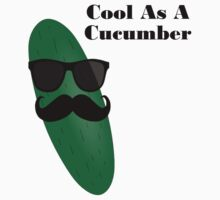 Cool As A Cucumber Baby Tee