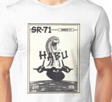 Lockheed SR-71 Blackbird - Habu Ichi Ban Unisex T-Shirt