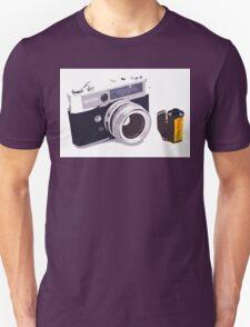 Film camera Unisex T-Shirt