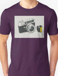 Retro photography Unisex T-Shirt