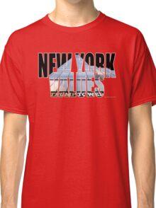 New York Values Classic T-Shirt