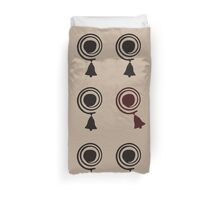 Downton Abbey, Bells  Duvet Cover