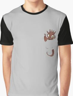 Pocket Sized Smaug Graphic T-Shirt