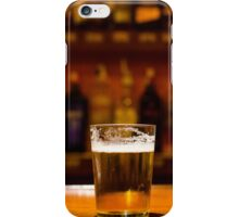 A drink with friends iPhone Case/Skin