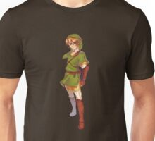 Legend of Zelda: Twilight Princess Link Unisex T-Shirt
