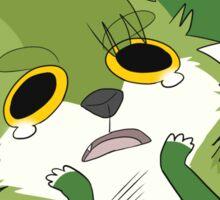 Frog Problems Sticker