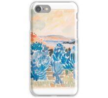 Henri Edmond Cross  Landscape iPhone Case/Skin