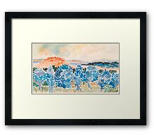 Henri Edmond Cross  Landscape Framed Print
