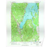 New York NY Lake George 130044 1966 24000 Poster