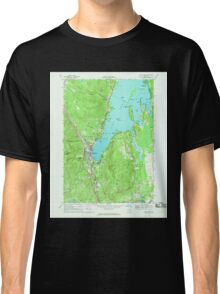 New York NY Lake George 130044 1966 24000 Classic T-Shirt