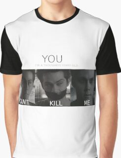Void Stiles (with quotes) Graphic T-Shirt