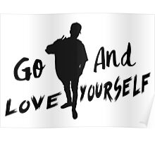 GO & Love Yourself. Poster