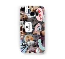 Moriarty (Collage) Samsung Galaxy Case/Skin