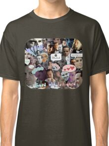 Moriarty (Collage) Classic T-Shirt