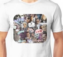 Moriarty (Collage) Unisex T-Shirt