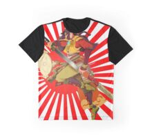 The Sun is Rising! Graphic T-Shirt
