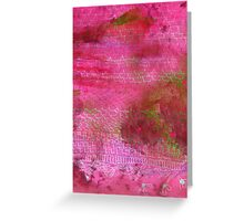 Dragon's Scales Greeting Card