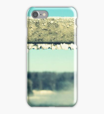 Winter frost iPhone Case/Skin